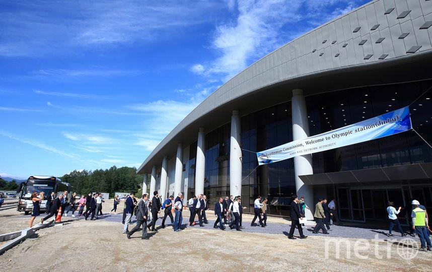 Олимпийский стадион. Фото www.olympic.org