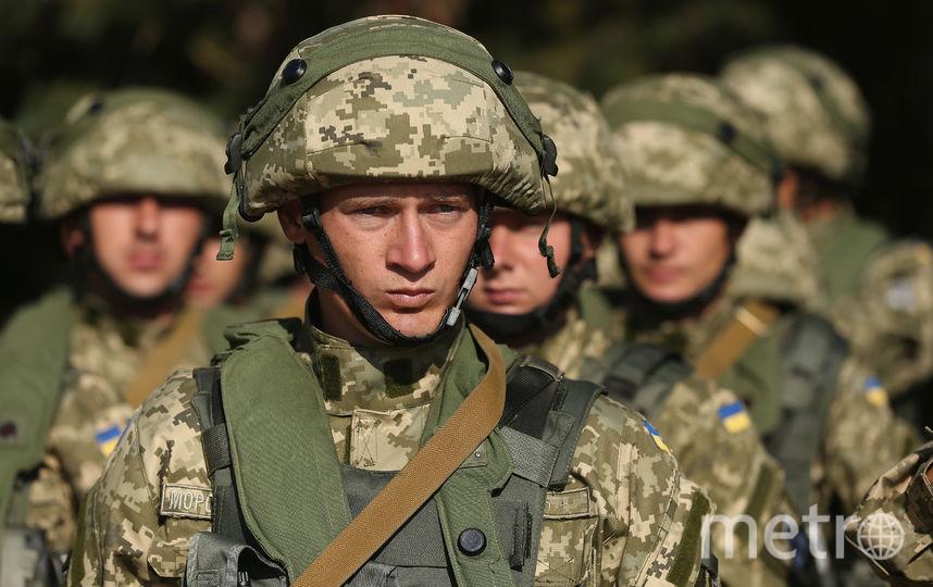 ВС Украины. Фото Getty