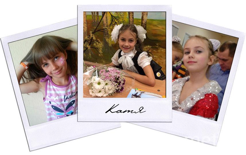 """Катя, 8 лет. Фото """"Metro"""""""