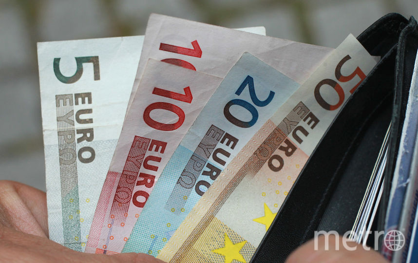 Евро. Фото Getty