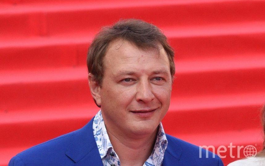 Марат Башаров. Фото Василий Кузьмичёнок
