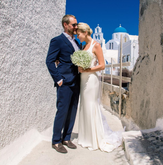 Елена Летучая с мужем. Фото Instagram телеведущей