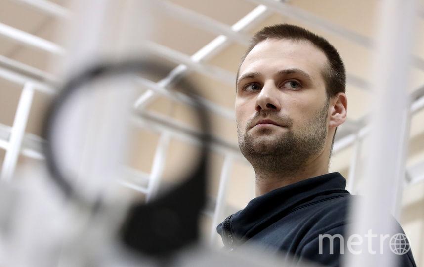 Алексей Белоусов находится в СИЗО с января 2016 года. Фото ТАСС | Валерий Шарифулин.