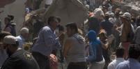 Появились фото землетрясения в Мексике: десятки погибших, разрушены дома