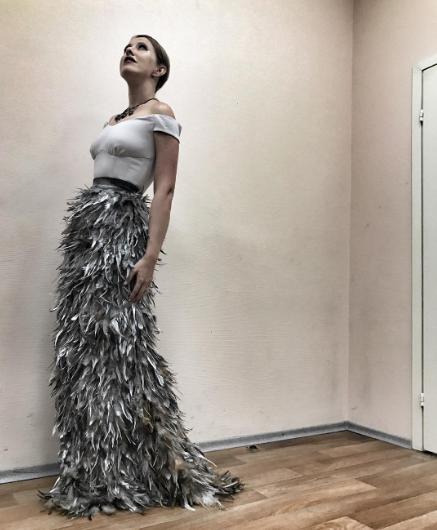 Телеведущая Ксения Собчак. Фото Instagram Ксении Собчак.