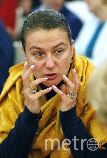 Анастасия Мельникова. Фото архив, Интерпресс