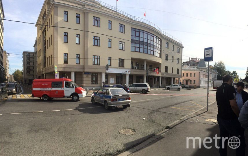 Управа района Замоскворечье. Фото Зинаида Мишина