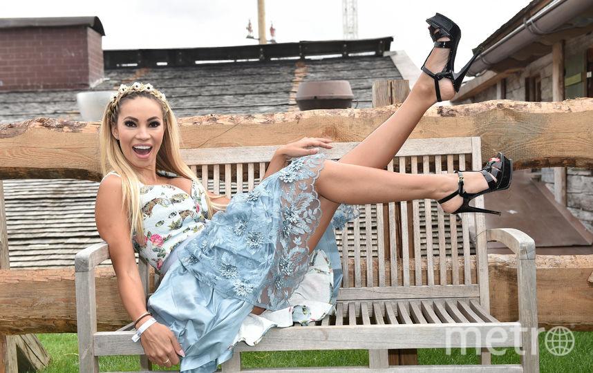 """Самые яркие и горячие девушки """"Октоберфеста-2017"""". Фото Getty"""