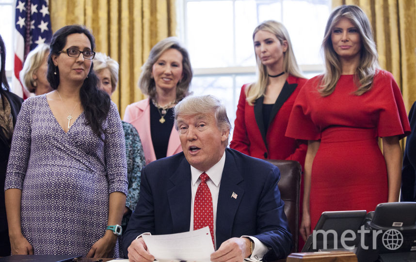 Иванка Трамп раскрыла подробности своей послеродовой депрессии. Фото Getty