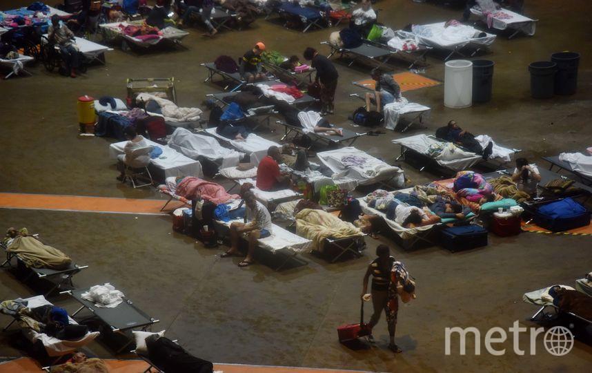 """Ураган """"Мария"""". Фото AFP"""