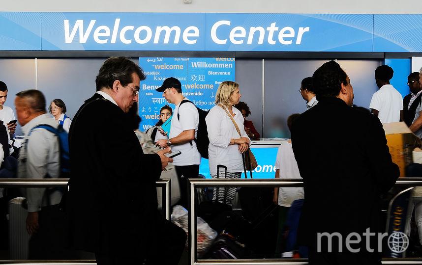 Аэропорт в США. Фото Getty
