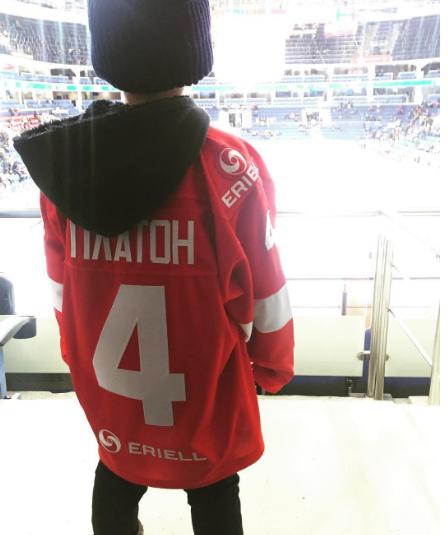 Сын Дмитрия Шепелева и Жанны Фриске Платон. Фото Instagram Дмитрия Шепелева