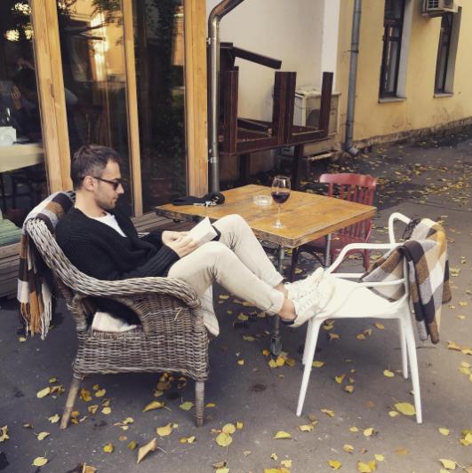Дмитрий Шепелев. Фото Instagram Дмитрия Шепелева