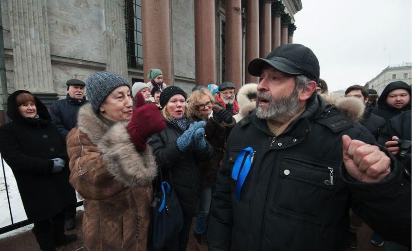 Вишневский предложил штрафовать общественные организации за молчание. Фото Архив Metro.