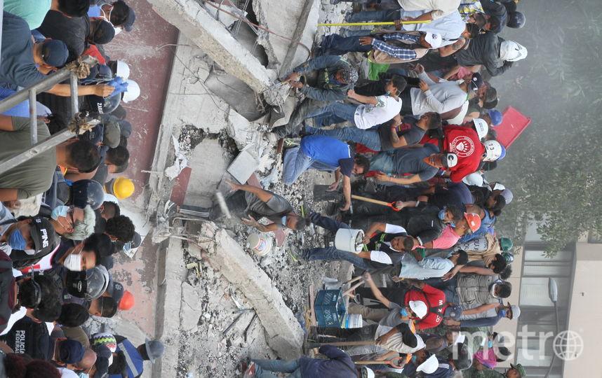 """В результате природной катастрофы погибли не менее 217 человек. Фото """"Metro"""""""