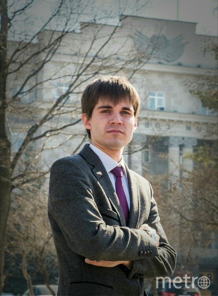 Андрей Семёнов. Фото предоставил Андрей Семёнов