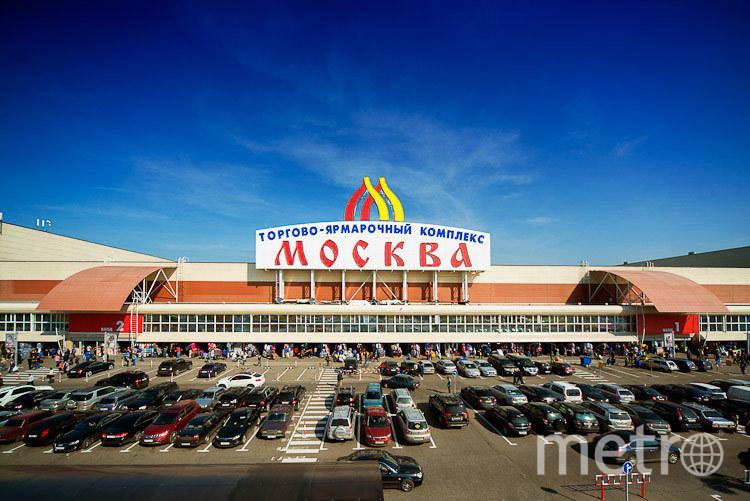 """ТЦ """"Москва"""" в Люблино. Фото optmoskva.ru"""