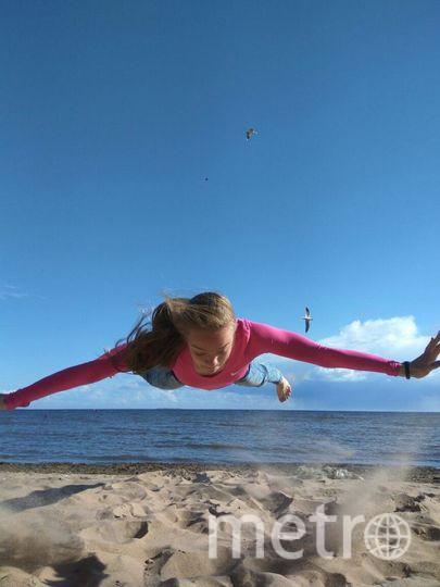 Лето - это состояние полета, к великим победам! Фото Глазунова Елена Евгеньевна