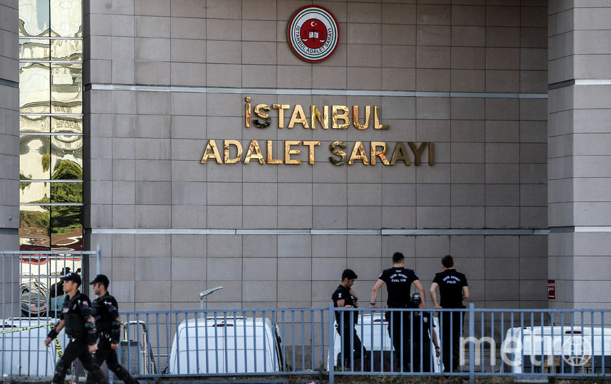 ВСтамбуле уздания суда произошла стрельба