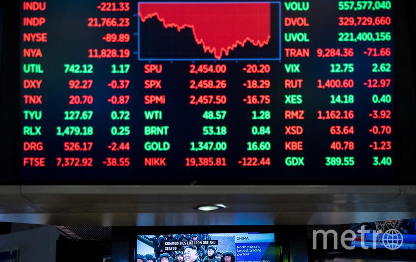 Финансовые рейтинги. Фото Getty