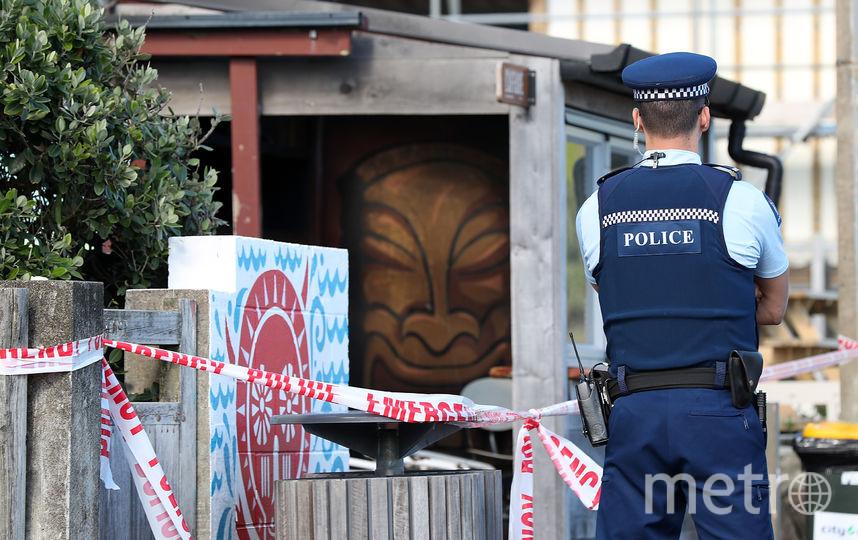 Полиция Новой Зеландии. Фото Getty