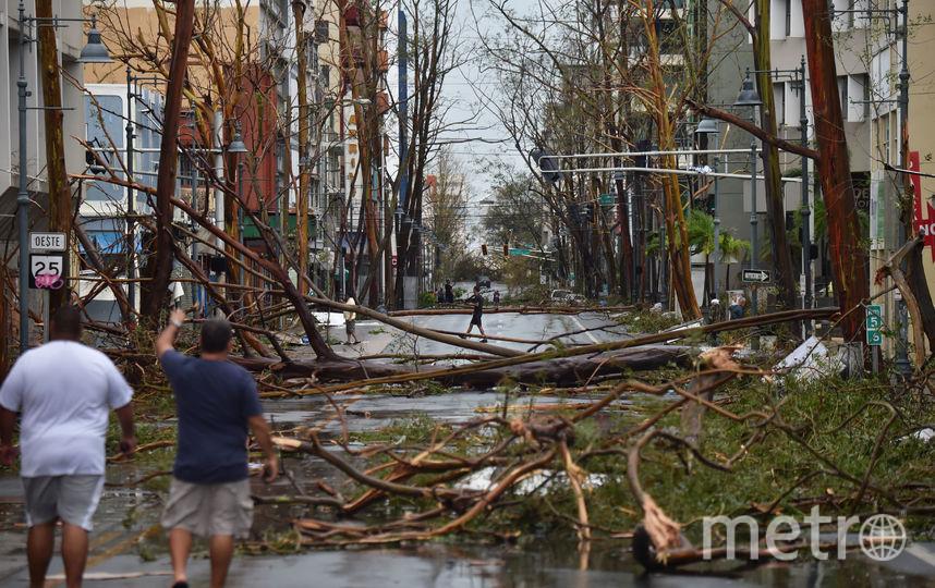Пуэрто-Рико. Фото AFP