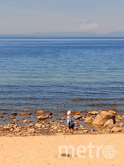 Этим летом мы с доченькой отдыхали на Байкале! В очень чудном и сказочном месте. Фото Серпилина Екатерина Павловна