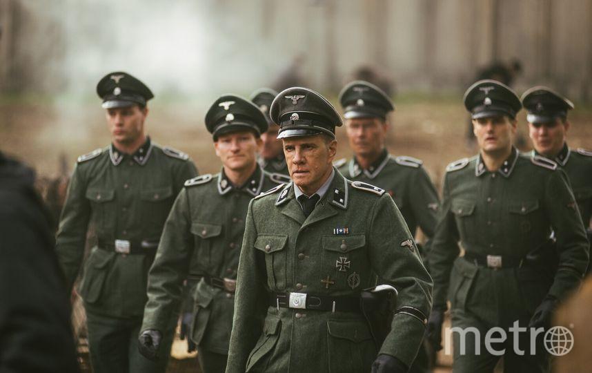 Размещен тизер «Собибора» сХабенским иЛамбертом вроли нациста