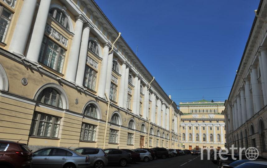 """Туристический маршрут """"Театральный квартал""""."""