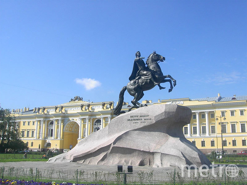 Выходные в Петербурге порадуют теплом.