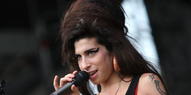 Forever Amy.