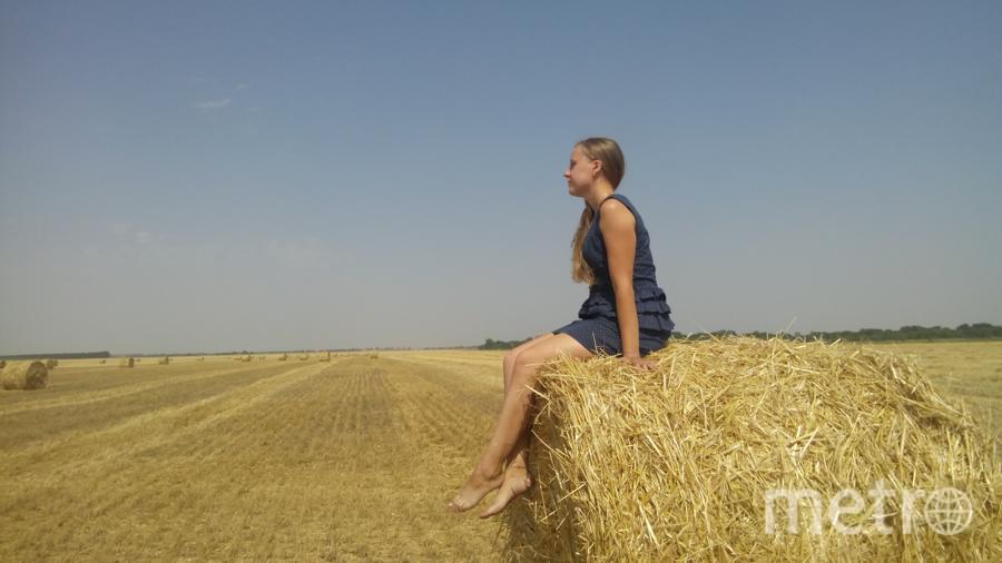 Просторы Краснодарского края. Фото Anastasya Popova