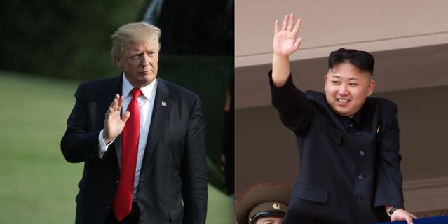 Дональд Трамп назвал Ким Чен Ына сумасшедшим