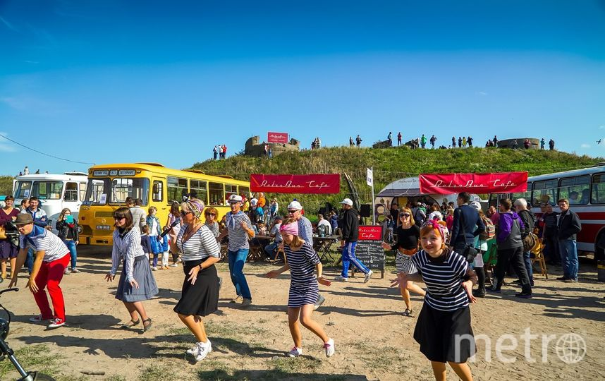 Фестиваль ретротехники «Фортуна». Фото Предоставлено организаторами.