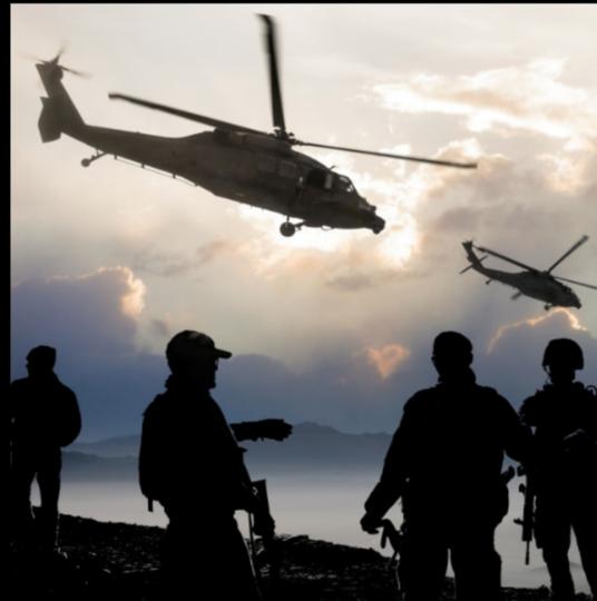 В США появилось пособие по ведению войны с Россией. Фото Getty