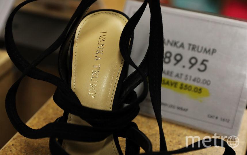Обувь от Иванки Трамп. Фото Getty