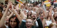 Обнародованы первые экзит-полы на выборах в Германии