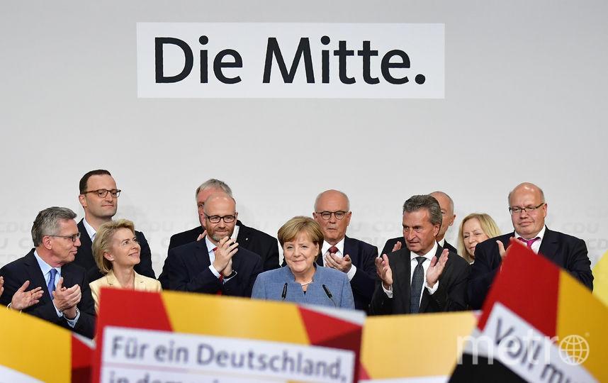 Выборы в Германии. Фото  Фемида Селимова, AFP
