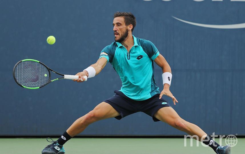 Боснийский теннисист Дамир Джумхур. Фото Getty
