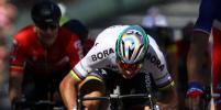Велосипедист Саган стал трёхкратным чемпионом мира