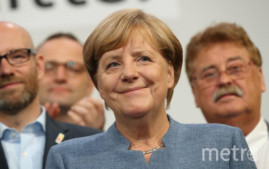 Партия Меркель одержала победу навыборах вбундестаг