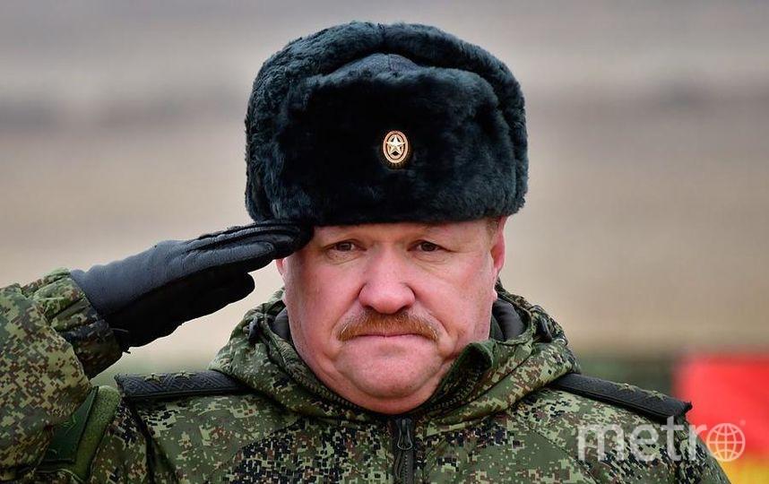 Генерал-лейтенант Валерий Асапов.