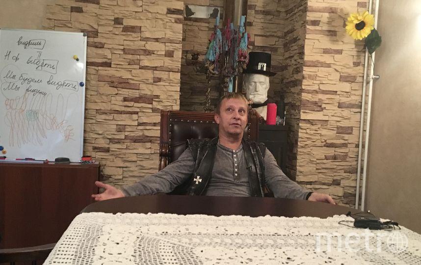Иван Охлобыстин. Фото Михаил Нешевец.