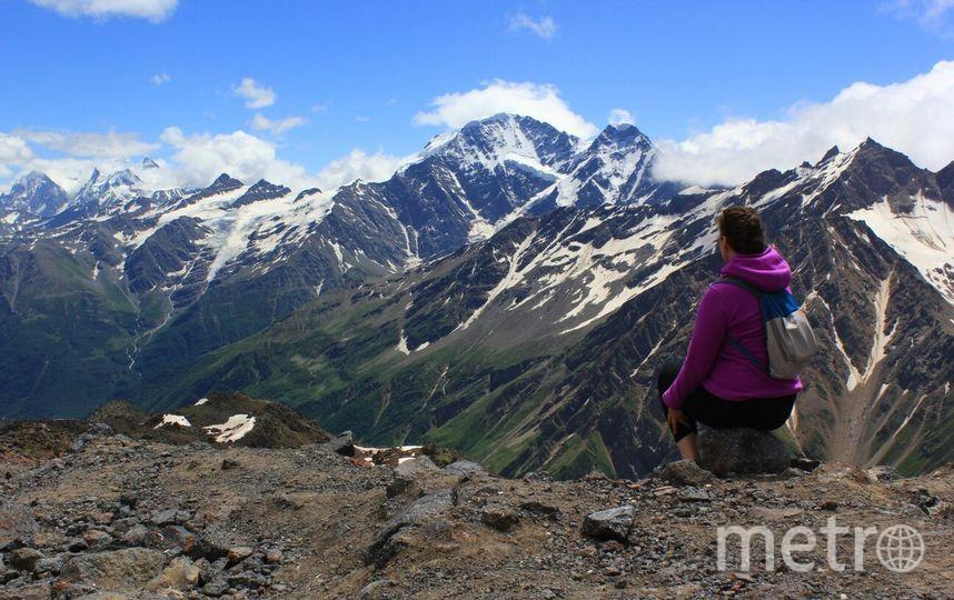Приэльбрусье, 3500 над уровнем. Фото Елена Креницына