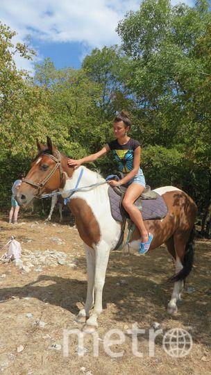 Лето - это пора исполнения желаний! Крым, лошади, горы - что может быть прекрасней. Фото Лена Захарова