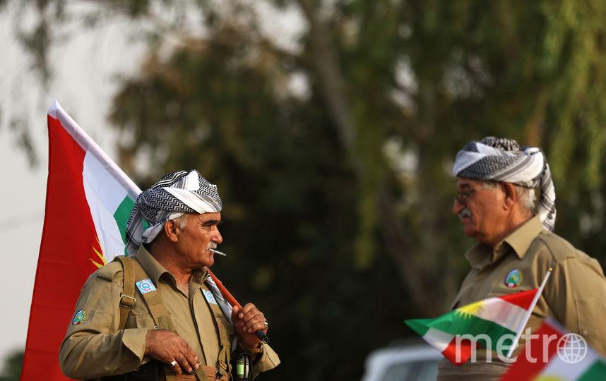 Референдум. Фото AFP