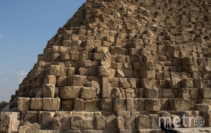 Ученые раскрыли тайну строительства пирамиды Хеопса. Фото Getty