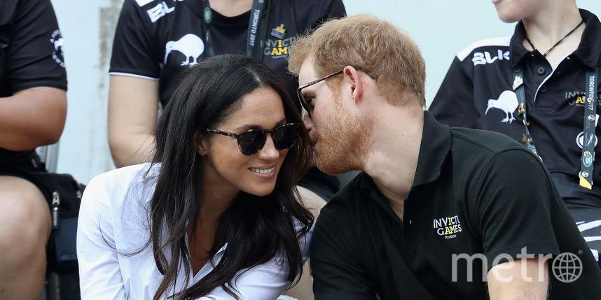 В Сеть попали новые фото принца Гарри и Меган Маркл в Торонто