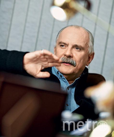 Никита Михалков. Фото kinopoisk.ru