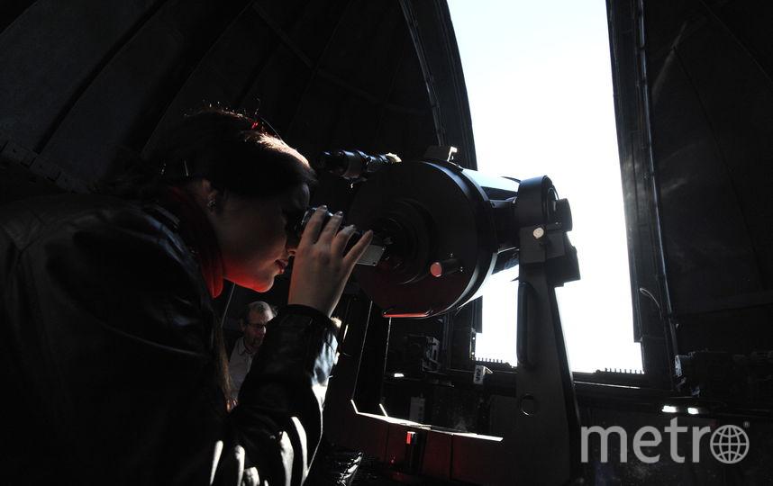 """Эксперты Планетария рассказали о грядущих небесных явлениях. Фото Святослав Акимов, """"Metro"""""""